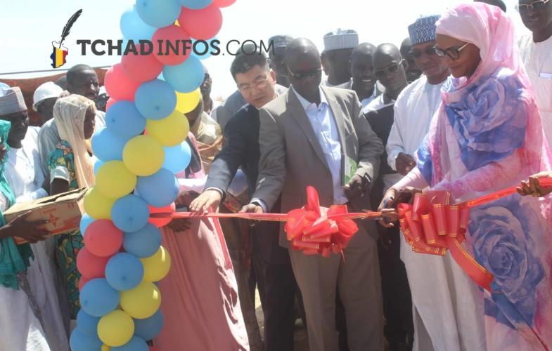 Tchad : la SRN dote le village Al Rigueyek d'une structure  scolaire