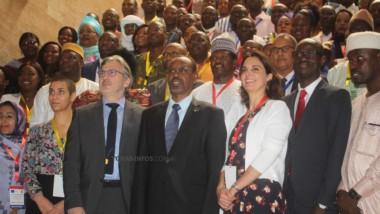 """G5 Sahel:  N'Djamena accueille la 2e phase du projet """"La voix des jeunes"""""""