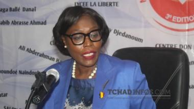 Culture: «Il est temps que les Tchadiens contribuent au renflouement de leur bibliothèque», Madeleine Alingué