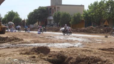 Tchad : les travaux de l'avenue Taiwan impactent  sur les commerces environnants