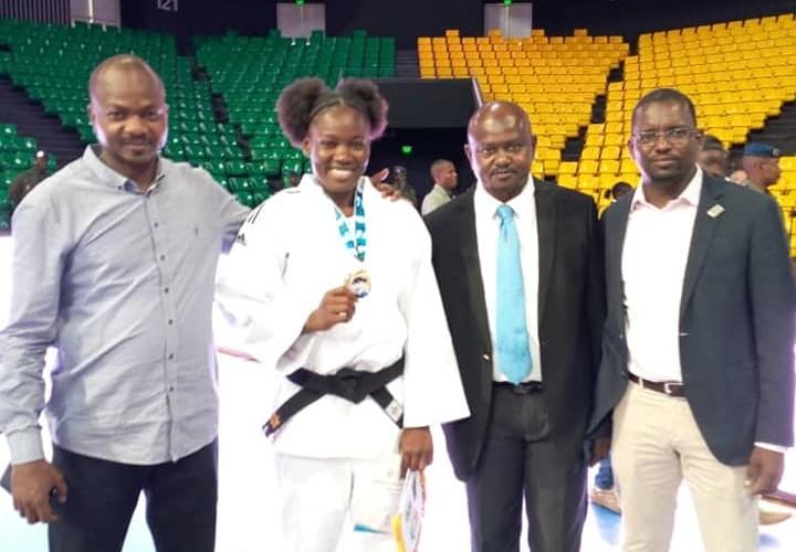 Open Dakar:  le Tchad gagne une médaille en or
