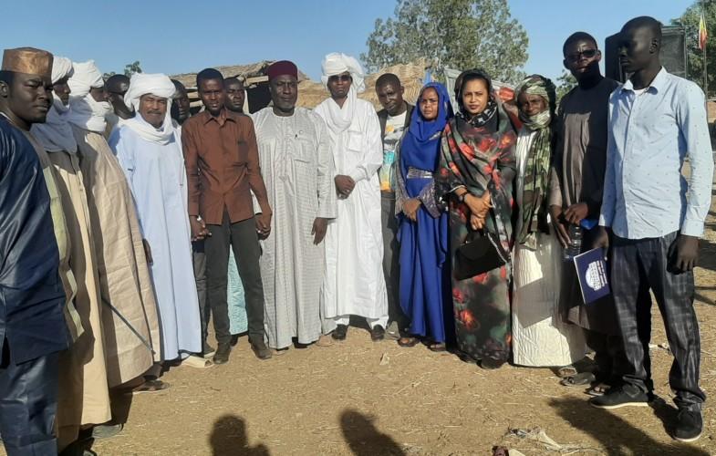 Tchad : l'AUSPEE sensibilise sur les dangers de l'eau de forage