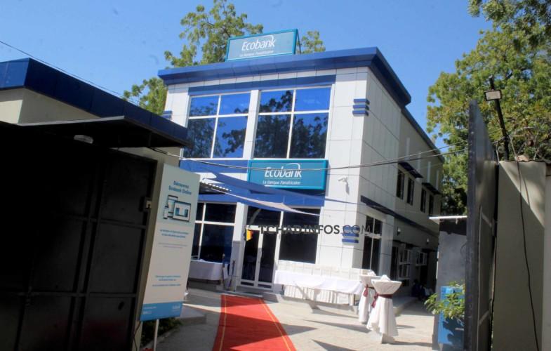 Ecobank ouvre sa première agence VIP au Tchad