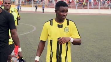 Qui est le Sao Edgar Minga, la nouvelle recrue du club malien, Djoliba AC
