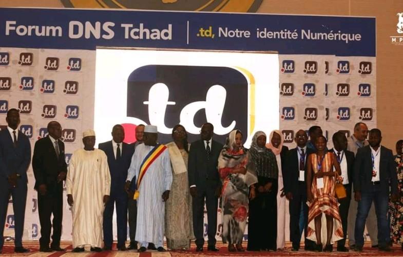 """Le Tchad soigne son identité numérique avec la promotion du """".td"""""""