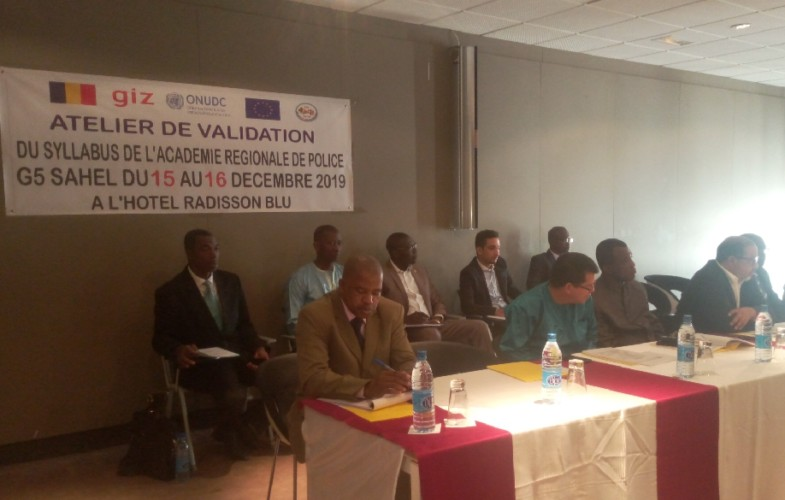 G5 Sahel : vers l'opérationnalisation de l'Académie régionale de Police
