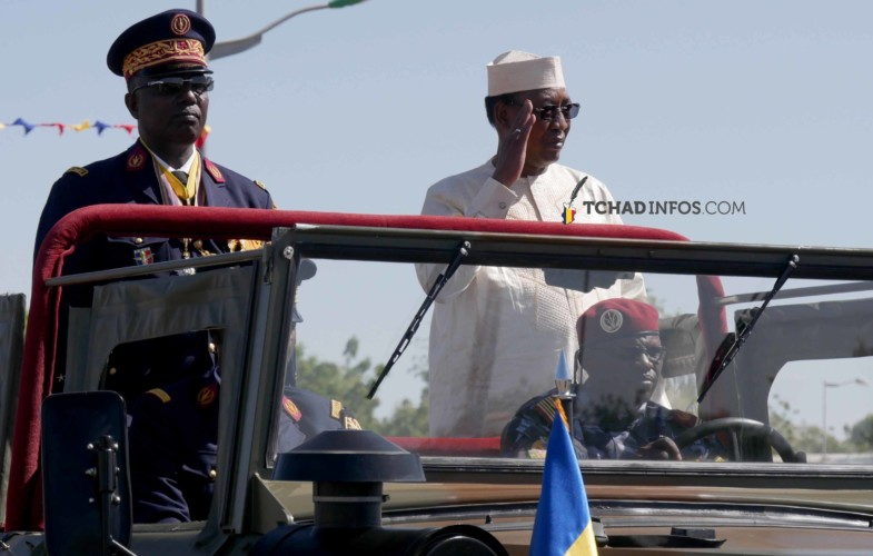 Tchad : célébration de la journée de la liberté et de la démocratie
