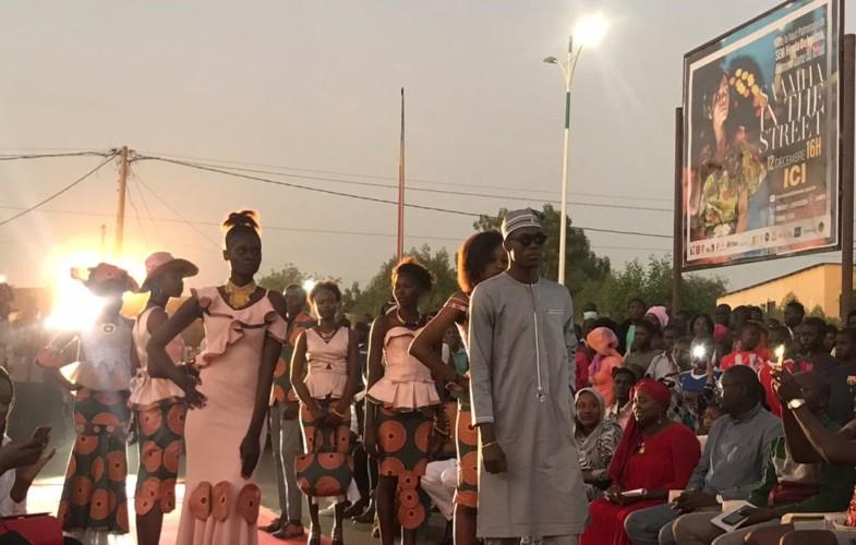 Tchad: du podium à la rue, la mode pour tous