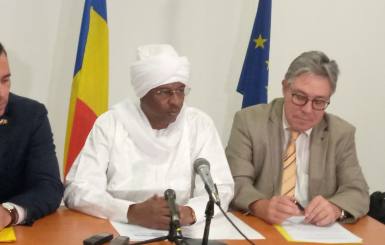 Appui budgétaire : l'UE décaisse plus de 13 milliards pour le Tchad