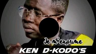 """Culture : Ken D-Kodo's s'exprime dans """"Je m'exprime"""""""