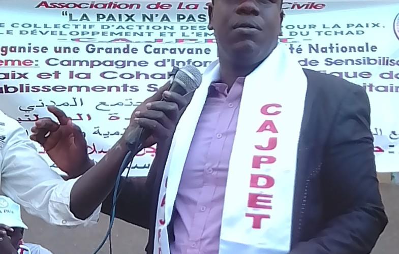 Tchad : l'AJPDET prône la culture de la paix dans les établissements scolaires
