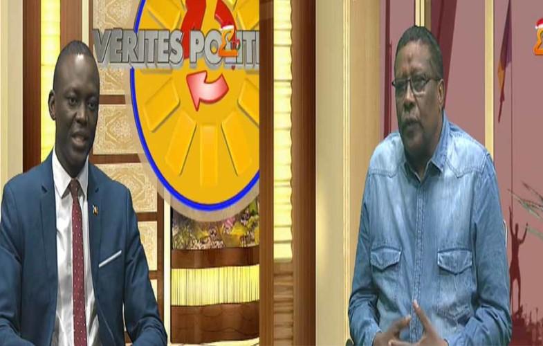 Vérités Politiques sur Électron TV : Koulamallah Vs Masra