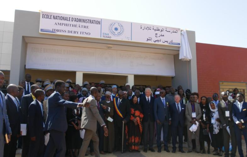 Tchad : l'Ena ambitionne de s'ouvrir à l'international