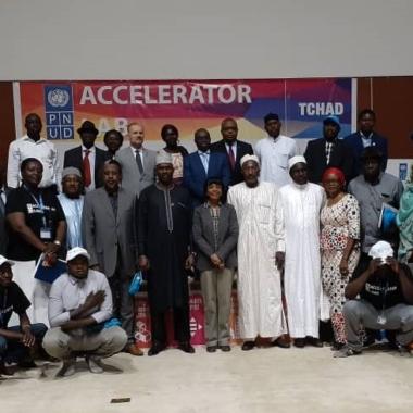 Tchad : le PNUD lance un laboratoire pour accélérer l'atteinte des ODD