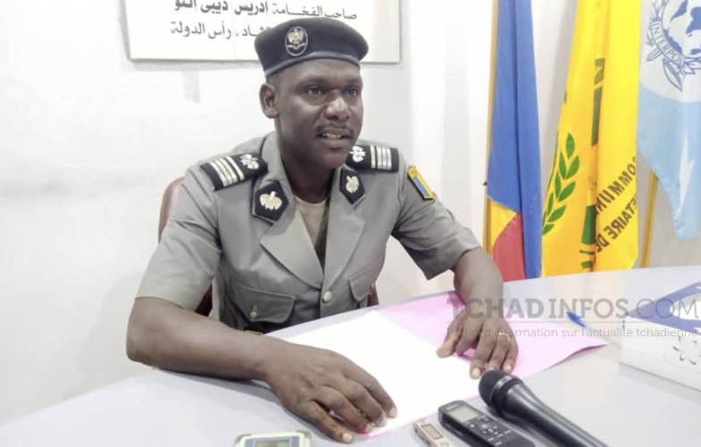 Nuit du réveillon : 2 morts pour 61 cas d'accidents à N'Djamena