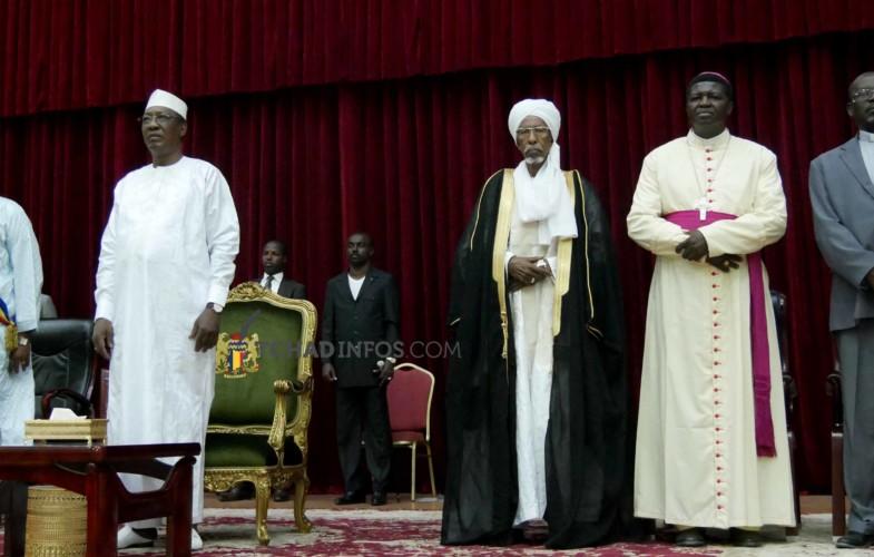 Le Tchad célèbre la 10e édition de la journée de prière pour la paix