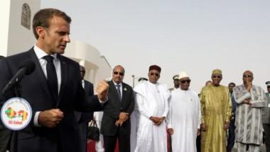 G5 Sahel : Macron exige des présidents des clarifications sur la présence de Barkhane