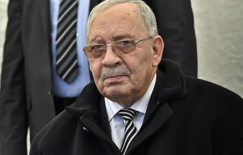 Algérie : le chef d'état-major Ahmed Gaïd Salah tire sa révérence