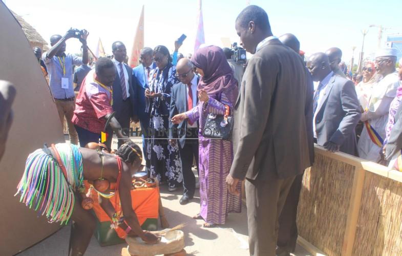 Festival Dary : « Au Tchad, la question de la représentation est complexe », a déclaré Madeleine Alingué