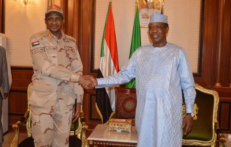 Diplomatie : le Tchad et le Soudan souhaitent sécuriser leurs frontières