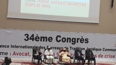 Le président Déby interpelle les avocats à être «exemplaires» et «patriotiques»
