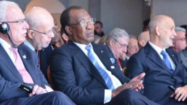 International : ce que le président Déby est allé faire à Rome