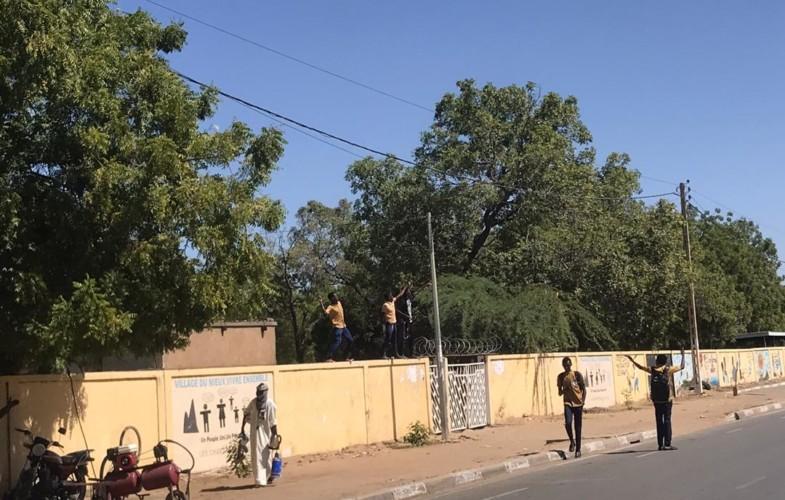 Tchad : énième affrontement entre les élèves des lycées Félix Eboué et Technique commercial
