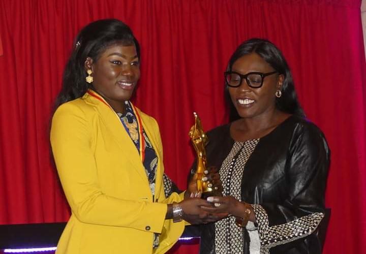 COST AWARDS : Memneloum Demos, meilleure sportive tchadienne de l'année