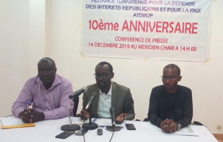 Tchad : « Il est de la responsabilité d'imposer des mesures restrictives », affirme Mahamat Ben Malallah