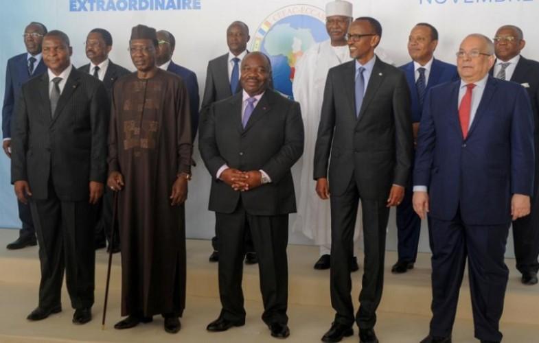 CEEAC : Libreville accueille le sommet extraordinaire des chefs d'Etat