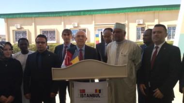 Tchad : l'imprimerie du CNC bientôt opérationnelle