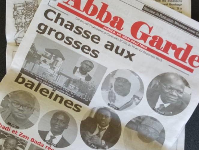 Tchad : les journaux Abba Garde et le Baromètre suspendus pour trois mois