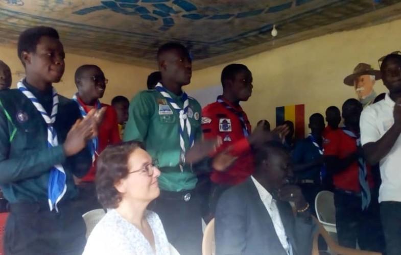 Tchad : 50 animateurs scouts formés en leadership civique