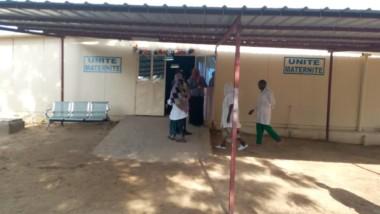 Tchad : une nouvelle aile de la maternité de l'hôpital de l'amitié Tchad-Chine inaugurée