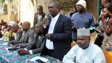 Tchad : le président Déby  décaisse 160 millions pour le fonctionnement de la plateforme syndicale
