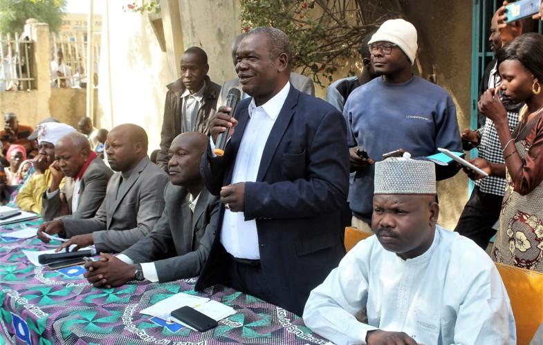 Tchad : la plateforme syndicale entre en grève