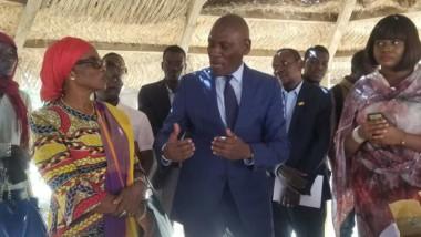Tchad : le RJDLT accueille le représentant régional de l'UNFPA