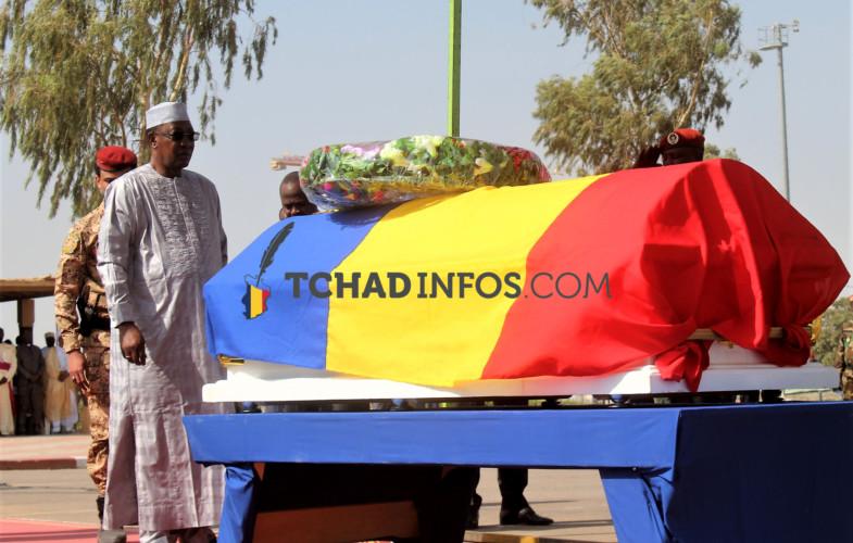 Tchad : feu Joseph Djimrangar Dadnadji élevé à la Dignité de Grand officier par le président Déby