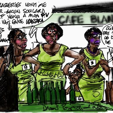 Augmentation des prix des bières : une peine capitale pour des organisateurs de pari-vente
