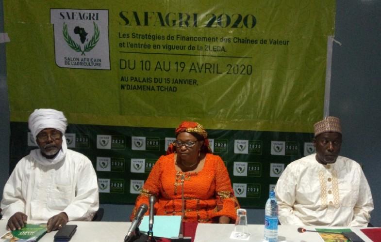 Safagri 2020 : le comité de pilotage annonce sa tenue en avril