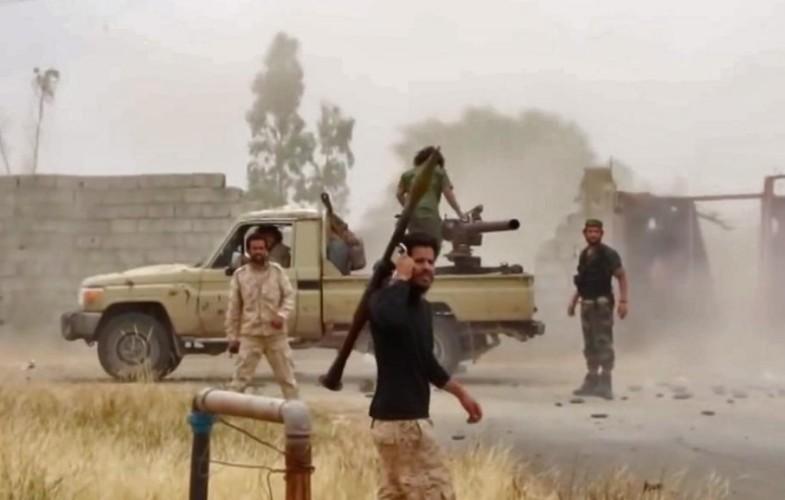 Libye : reprise des combats entre les protagonistes