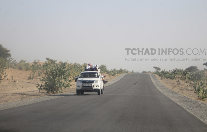 ENQUÊTE : sur les traces de la route transsaharienne reliant le Tchad au Niger