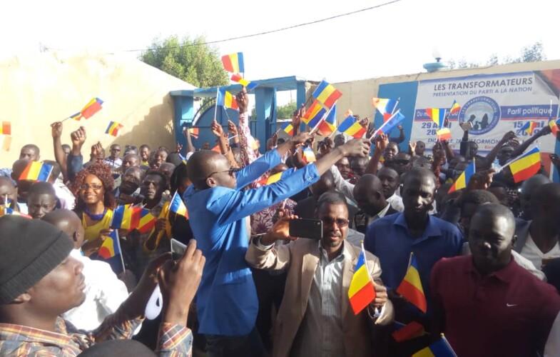 Tchad : le siège des Transformateurs encerclé par le GMIP