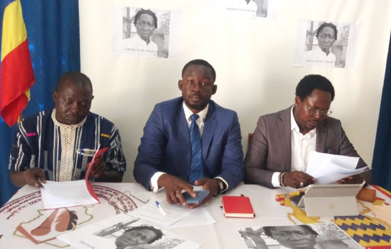 Affaire Tokama Kemaye : le collectif d'avocats demande l'implication du président Déby