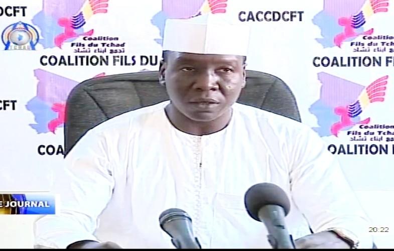 Levée de la grève : la coalition Fils du Tchad félicite la promptitude des parties