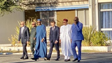 Sommet de Pau : les chefs d'Etat du G5 souhaitent la poursuite de l'engagement de Paris