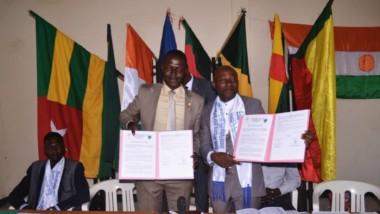 Tchad : signature de partenariat entre Ajassa et la Fondation Pacifique Hitimana