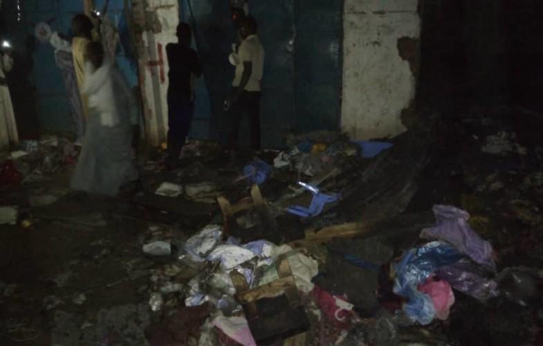 Tchad : une partie du marché Dembé a encore pris feu
