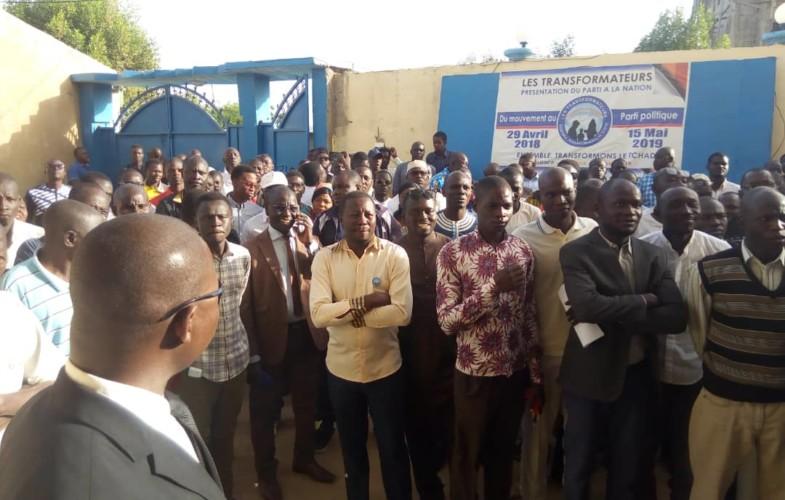 Tchad : le meeting des Transformateurs empêché