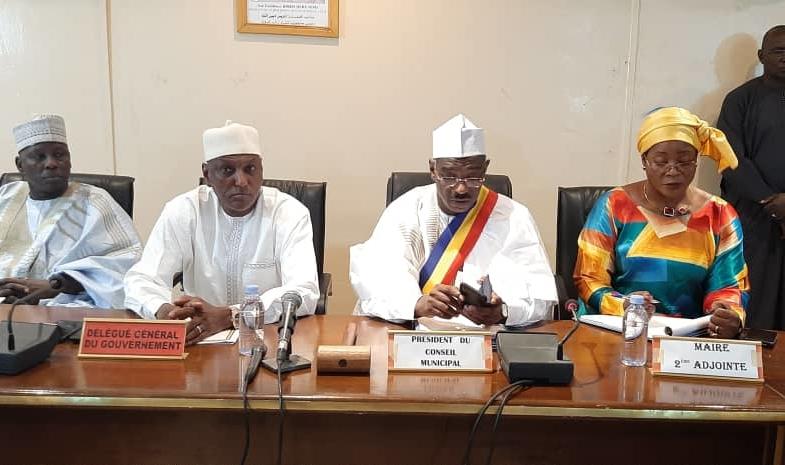 La mairie de N'Djamena élabore un budget de plus 9 milliards franc CFA pour 2020